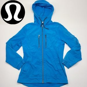 Lululemon Dispatch Spry Hoodie Full Zip Jacket S
